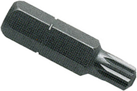 Apex® 1/4'' Triple Square Hex Insert Bits