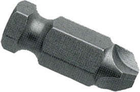 Apex® 3/4'' Tri-Wing Hex Power Drive Bits