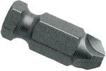 Apex 3/4 Tri-Wing Hex Power Drive Bits