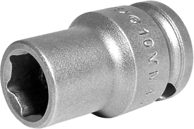 3/8'' Square Drive Sockets, Thin Wall, 6 Point and 12 Point, Standard Length