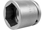 Apex 1/2'' Metric Square Drive Impact Sockets