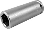 Apex 1/2'' Square Drive Sockets, SAE, Long and Extra Long Length