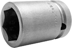 Apex 3/4 Square Drive Sockets, Metric, Standard Length