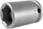 Apex 3/8 Square Drive Sockets, Metric