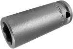 Apex 3/8 Square Drive Sockets, Metric, Surface Drive, Long and Extra Long Length