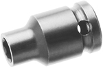 Apex 3/8'' Square Drive Sockets, SAE, Surface Drive And Fast Lead, Thin Wall, Standard Length