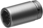 Apex Budd Wheel Sockets, 1 1/2'' Hex