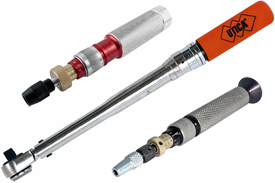 Utica Torque Wrenches, Torque Screwdrivers, Kits And Accessories