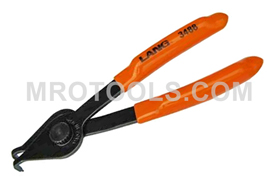 3488 Lang Fixed Tip Retaining Ring Pliers