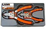 1450 Lang Quick Switch Retaining Ring Pliers 2 Piece Set