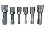 2585 Lang SAE Coarse Thread Restorer Tap 6 Piece Set