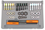 972 Lang SAE and Metric Thread Restorer 40 Piece Kit