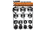 1290 Lang 14 Piece Axle Nut Display