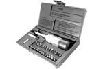 810568 Sturtevant Richmont CAL 36/4 Adjustable Torque Screwdriver 29 Piece Kit