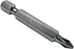 E1541XXACR-B Zephyr 1/4'' Phillips #1 Power Drive Bits, ACR, Full Hex Shank, For Machine Screws