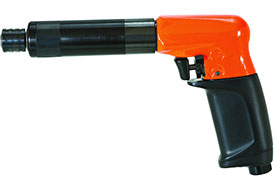 19PTA02Q Cleco 19 Series 'P' Handle Trigger Start Pistol Grip Screwdriver, 5-19in.-lbs Torque Range