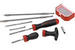 GEARWRENCH 8940 Ratcheting Screwdriver 40 Piece Set
