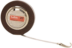 120TPN Lufkin Artisan Diameter and Tree Long Blade Tape Measure