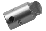 HTS-0 Apex Hi-Torque Screwdriver Bit, 1/4'' Square Drive