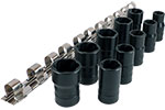 TSMS5010B 1/2'' Square Drive TurboSocket 10 Piece Set