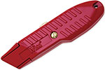 WK5V Wiss Heavy Duty Retractable Utility Knife with 3 Blades, Carded
