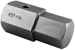Apex Square Drive Adapters With (Hex-Allen) Socket Head Bits, SAE