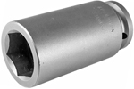Apex 3/4 Square Drive Sockets, Metric, 6 Point, Extra Long Length