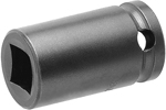 Apex 3/4 Square Drive Sockets, SAE, For Square Nuts, Standard Length