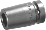 Apex 3/8 Drive Sockets, SAE, Magnetic, Non-Magnetic, For Sheet Metal Screws, Predrilled Holes