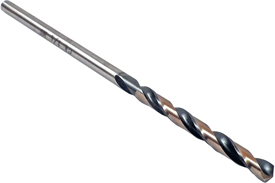 2464HSX6, 3/8'', 6'' High Speed Steel Aircraft Extension Drill, 135 Degree Split Point