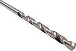 OMEGA 1664COX6 1/4''-E Cobalt Aircraft Extension Drill, 135 Degree Split Point