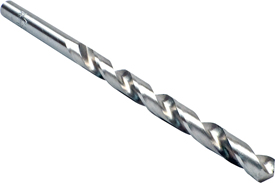 0964HSJO, 9/64'', Jobber Drill, M-7 High Speed Steel, General Purpose, 118 Degree Point NAS907 Type A