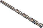 #45COJO Jobber Drill, M-42 Cobalt, 135 Degree Split Point, Size: #45, NAS907 Type J
