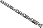 HCOJO Jobber Drill, M-42 Cobalt, 135 Degree Split Point, Size: #H, NAS907 Type J