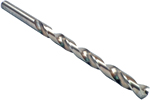 NCOJO Jobber Drill, M-42 Cobalt, 135 Degree Split Point, Size: #N, NAS907 Type J