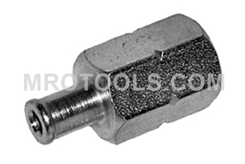 60236 Lang M16-1.50 Female By 3/8'' Tube End