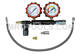 CLT-2 Kastar Cylinder Leakage Tester With 2 Gauges - 100 Psi