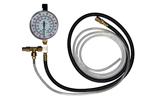 74438 Kastar 100 Psi Gauge Hose and Relief Valve