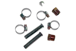 74455 Lang Tubing Kit 3/8'' Tube With Inverted Flare Nuts and Hose Clamps
