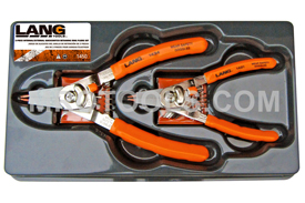1450 Kastar Quick Switch Retaining Ring Pliers 2 Piece Set