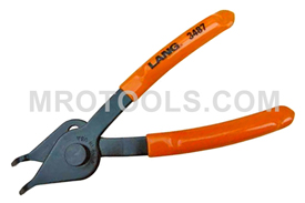 3487 Lang Fixed Tip Retaining Ring Pliers