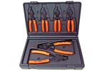 3497 Lang Combination Internal/External Snap Ring Pliers 6 Piece Set