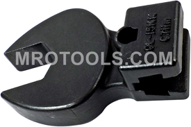 809227 Sturtevant Richmont Open End Interchangeable Head - Metric