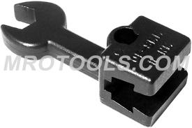 809292 Sturtevant Richmont Open End Interchangeable Head - Metric
