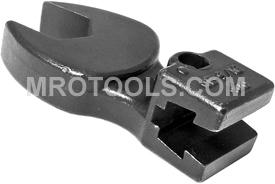 819005 Sturtevant Richmont Open End Interchangeable Head - SAE