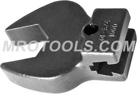 819008 Sturtevant Richmont Open End Interchangeable Head - SAE