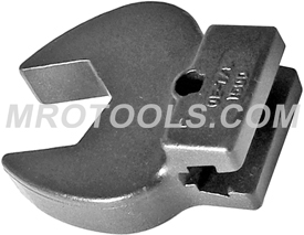 819010 Sturtevant Richmont Open End Interchangeable Head - SAE