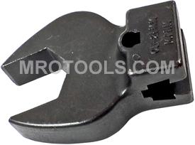 819950 Sturtevant Richmont Open End Interchangeable Head - Metric