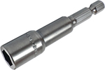Z10MSHL-8MM Zephyr Metric Magnetic Nutsetter, 1/4'' Male Power Shank
