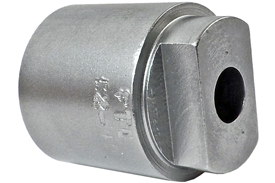 A33-440 Blind Nut / Blind Bolt Anvil, Standard Length